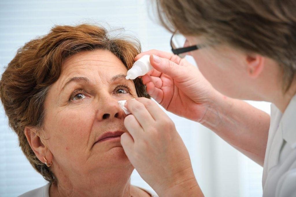 CDC Eye Health Tips